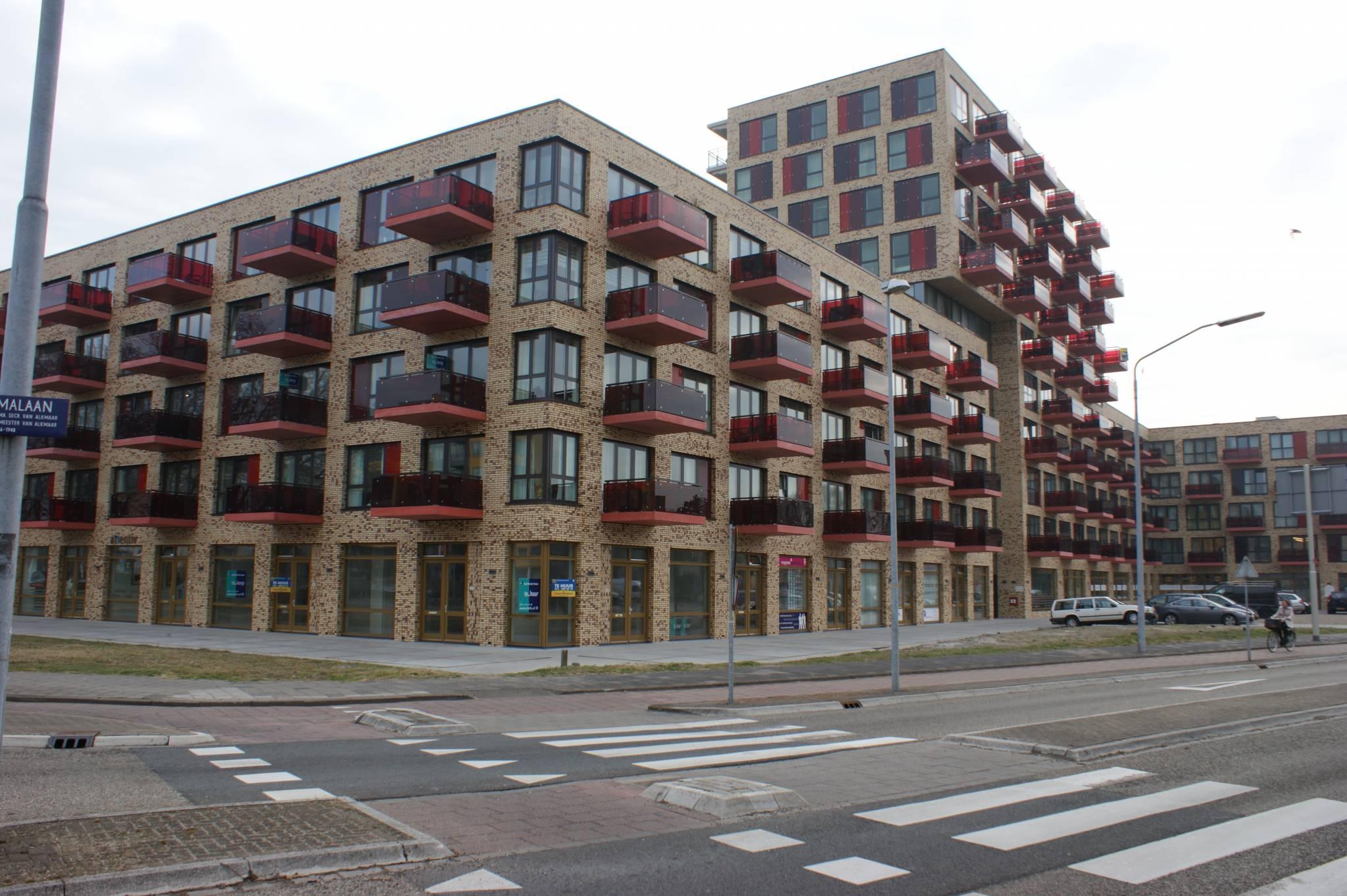 Univé vestiging Geert Groteplein – Alkmaar