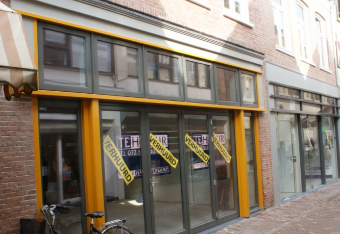 Boterstraat 4/6/8 – Alkmaar
