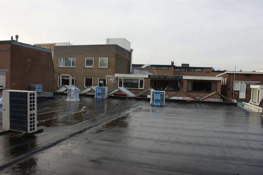 Breestraat 100 – Begijnenstraat 9, 9a en 9b te Beverwijk