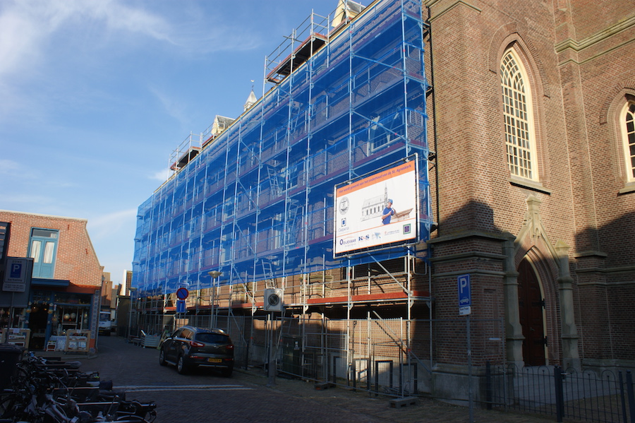 Voorstraat 110 & 112 – Egmond aan Zee (Oud-Katholieke Parochie St. Agnes)