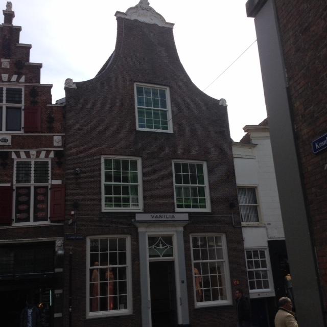 Langestraat 7 en 9 te Amersfoort