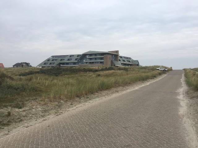 Strandhotel Paal 8 Badweg West 4 te Terschelling West