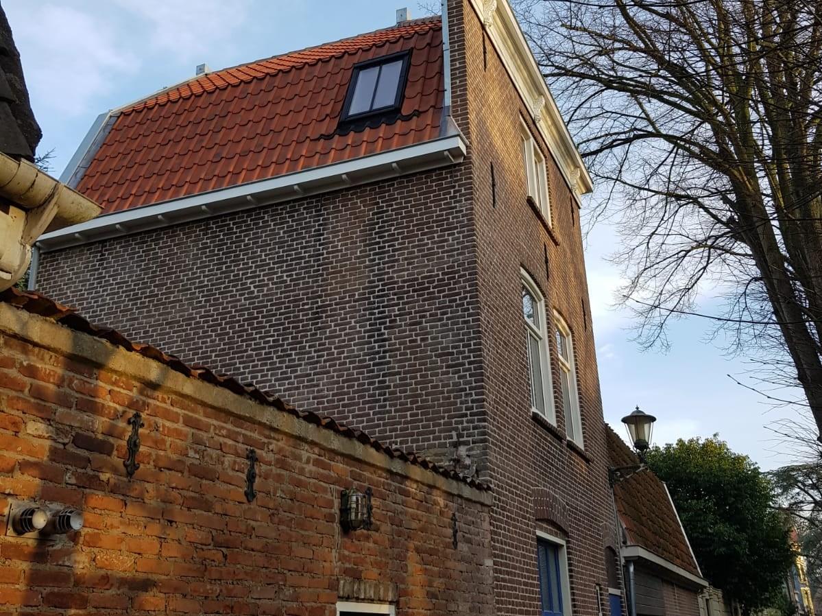 Gedempte Baansloot 25 – Oudegracht 263 te Alkmaar